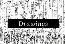 Original Drawings / Discover the latest original drawings from our talented artists around the world, only on FineArtSeen. Find art you love and Enjoy the Free Delivery.