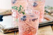 Cocktails & Getränke / Inspirationen für den nächsten Mädelsabend :)
