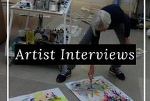 Artist Interviews / Read the latest interviews with the world's most talented international artists, exclusively on FineArtSeen. From painters to photographers and more, discover a new world of art. Enjoy the Free Delivery.