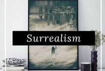 Surrealism Art / Discover the latest surrealism art from our talented artists around the world, only on FineArtSeen. Enjoy the Free Delivery.