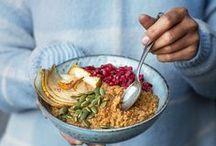gesundes Frühstück / Hier gibt´s allerhand verschiedene gesunde Frühstücksinspirationen für euch