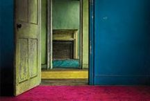 Painted Rooms / by D.Jae Amidon-Brent
