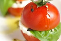 Cute itty bitty Food / by Colette