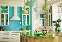 Kitchen Design Inspirations / Repinned kitchen design ideas and inspirations for your home