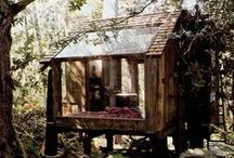 Tiny Houses & Spaces / by Shirley M. Steele Photography