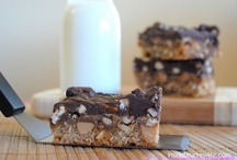 Sweet: Brownies, Bars, Bites and Blondies / by Robin {Someone Else's Genius}
