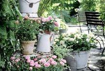 Gardening spaces