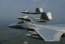 Modern Military Aircraft / Primarily fighters but also other military jets and prop aircraft