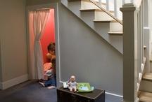 Cubby House & Hidden Spaces