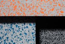 Patterns / arts - textiles - wallpapers - tile - pattern inspiration / by Eva L. Stahlschmidt