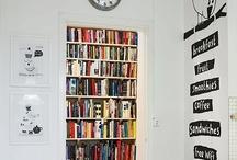 magazines and books <3
