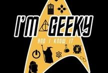 I'm Geeky and I Know It. / And the rest... / by Kat D'Andrea