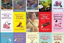 Denise Swanson items / Anything that has to do with Denise Swanson's books etc.
