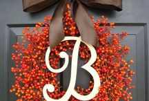 Fall Favorites / by Angela Morris
