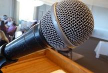Public Speaking Tips / This board is about overcoming the fear of public speaking.  It provides tips for public speaking:  How to format a speech; body language; vocal variety; speech topics; preparing a speech; storytelling and more.