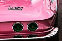 classic cars / by Alejandra Berrio Londoño