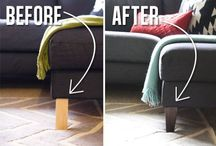 Ikea hacks / by Tiaa Corriee
