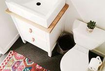 Bathroom Ideas / by Anna Magni