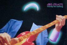 Любимая музыка / Dire Straits,Van halen