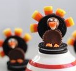 Celebrate Thanksgiving / thanksgiving crafts and DIY ideas