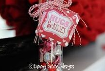 Celebrate Valentine's Day / Fun entertaining and decorating tips for your Valentine's Day celebration: DIY crafts, decorations, party food recipes, Free printables, and more.