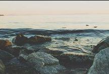ocean view.  / by Alena Bearden