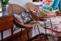 My Humble Abode / My style is bohemian/ethnic/tropical/jungle type home decor. / by Cece