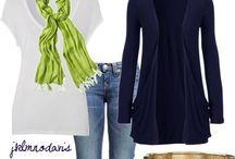 Clothing Ideas&Looks / by Ashley Elliott