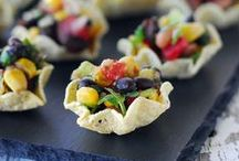 FOOD: Snacks & Apps / Check out these delicious snacks and appetizers. Everything you need for a perfect party, tailgate or just when you need some finger foods.