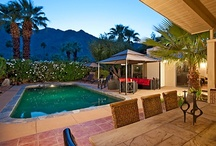 Private Las Palmas Hideaway / Private Midcentury Retreat in Vista Las Palmas / by Vacation Palm Springs