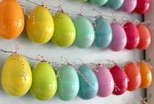 HOLIDAY: Easter / Decorate your Easter table and home with these beautiful ideas! Or have fun with the kids with these special Easter crafts and activities! Plus cook up something delicious with these Easter Recipes!
