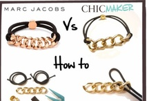 Chic Maker ♥ DIY bracelet