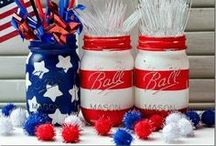 HOME: Mason Jar Ideas / Clever and creative things to do with mason jars. Mason jar crafts, organization, and more.
