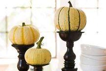 HOME: Fall Decor / Fall decor ideas for home