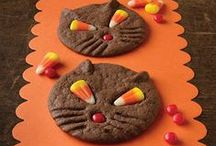 HOLIDAY: Halloween / Find everything you need to be festive or spooky this Halloween! Get fun Halloween crafts, festive Halloween decor and Halloween DIY and of course the perfect Halloween treats and desserts!
