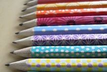 HOME: What Can You Washi? / Washi Tape Projects and Washi Tape Ideas for everyone who can't get enough Washi Tape!