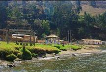 El Misticismo de la Laguna / Te presentamos los paisajes de la Laguna de Pachuca, ubicado en Andahuaylas, en la sierra peruana.