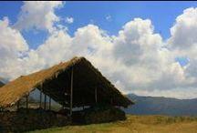 El Sóndor / En Apurimac muy cerca de Andahuaylas, se halla el centro ceremonial El Sóndor.
