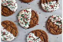 HOLIDAY: Christmas Cookies / Great Cookie Recipes and Ideas for Christmas