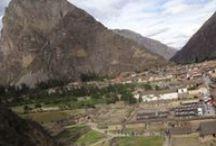 El Monumental Ollantaytambo / Sitio arqueológico incaico ubicado en Cusco, hoy en día es una Importante atracción turística debido a sus construcciones incas y por ser uno de los puntos de partida más comunes del camino inca hacia Machu Picchu. #viajes #turismo #travel