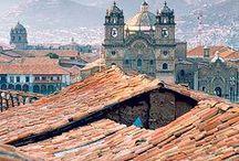 Cusco, Ombligo del Mundo / Es una ciudad ubicada al sureste del Perú. Posee diversos lugares turísticos para visitar: monumentos, casonas, conventos museos que guardan arte y riqueza histórica peruana. Si amas la aventura, no dejes de visitar Cusco. #viajes #cusco #Peru #aventura #turismo
