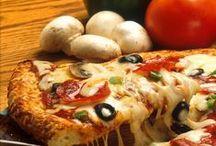 Pizza al gusto / Encuentra una gran variedad de pizzas que puedes probar en Perú. #pizzas #comida #Peru