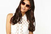 Colores de Verano / Luce increíble en la temporada de Verano, te presentamos las mejores opciones para que combines y crees tu propio look, según tu estilo. #moda #ropa