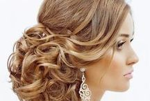 Hair - Updo's / Gorgeous updo's, elegant hairstyles / by Becky @ {Babes in Hairland}