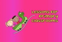 Lessons for Primary Classrooms / The best TPT curriculum for K, 1st and 2nd Grades. Pin 3 a day and repin 3 of someone else's.  Make sure they are your best. If you would like to pin to this board please email eac913@hotmail.com. Happy Pinning! / by Elizabeth Chapin-Pinotti