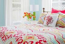 HOME: Beautiful Bedrooms / Bedrooms so beautiful you won't want to leave...or close your eyes. Bedroom decor, ideas and inspiration.