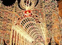 festival of lights / unbelievable light festivals from around the world