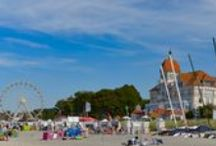Strand in Kühlungsborn / Strand Kühlungsborn