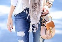 Fashion| Fall Style / Beautiful, on-trend fall styling,outfits, and fashion and tips:  Sweaters, boots, shoes, scarves, jewelry, plus more!