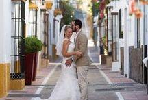 Bride and Groom Wedding Portraits / Stunning wedding portraits photographed by Flix'n'Pix www.flixnpix.co.uk